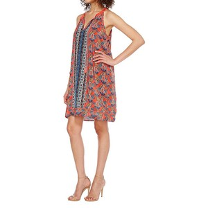 Tolani short dress Coral on Tradesy