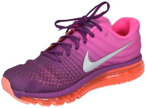 Nike Women's Air Max Running Pink Ombre Athletic