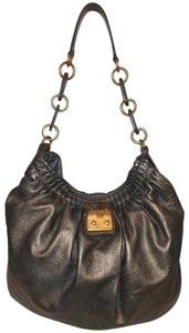 Marc Jacobs Refurbished Leather Extra-large Lined Hobo Bag