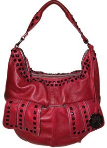 Vince Camuto Refurbished Leather Extra-large Lined Hobo Bag