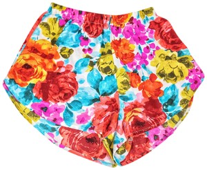 Ambiance Apparel Mini/Short Shorts Multi