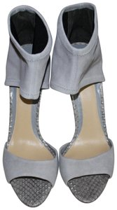 Brian Atwood Gray Sandals