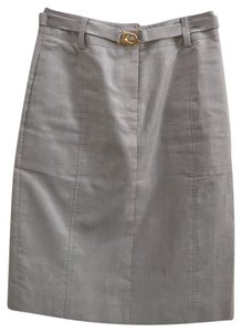 Annelore Top Grey Gold Silver