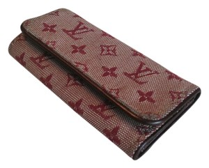 Louis Vuitton Louis Vuitton Mini Key Case - Red Monogram