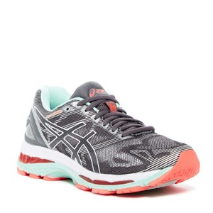 Asics gray coral Athletic