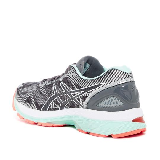 Asics gray coral Athletic Image 1