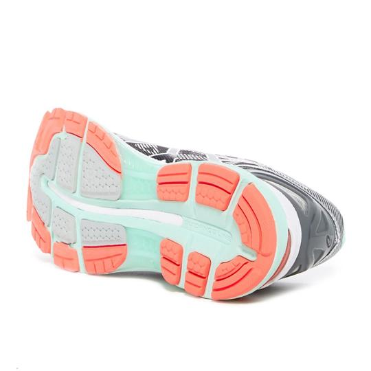 Asics gray coral Athletic Image 2