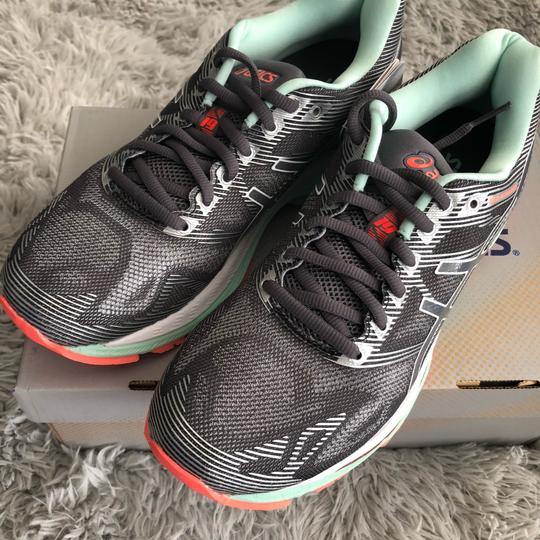 Asics gray coral Athletic Image 6