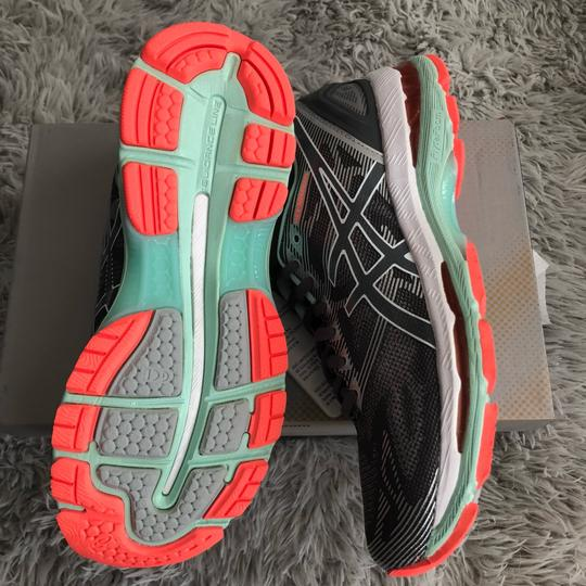 Asics gray coral Athletic Image 7