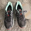 Asics gray coral Athletic Image 8