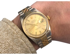 Rolex Rolex datejust 36mm two tone