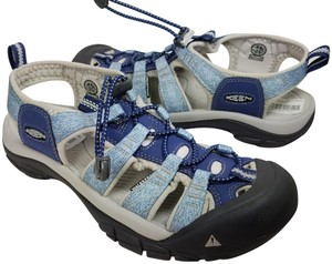 Keen blue/ navy/gray Sandals