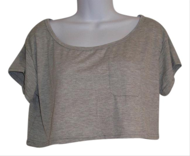 Preload https://item4.tradesy.com/images/unknown-grey-t-shirt-2356303-0-0.jpg?width=400&height=650