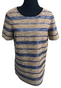 Tory Burch Spring Evening Shirt Summer Evening Shirt Spring Beach Shirt Summer Beach Shirt Spring Cover Top multicolor
