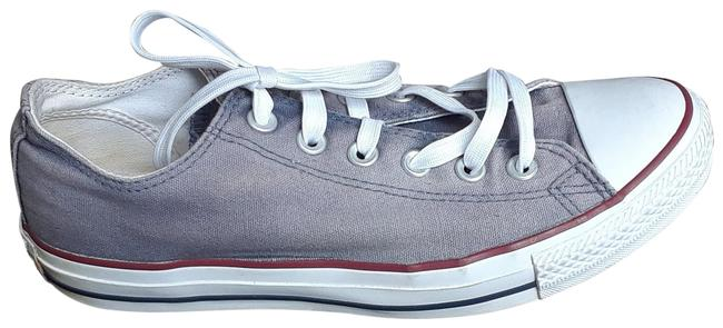 Item - Purple/Blue All Star Chuck Taylor Double Tongue Ox 145333f Sneakers Size US 9 Regular (M, B)