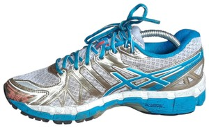 Asics Blue/Silver Athletic
