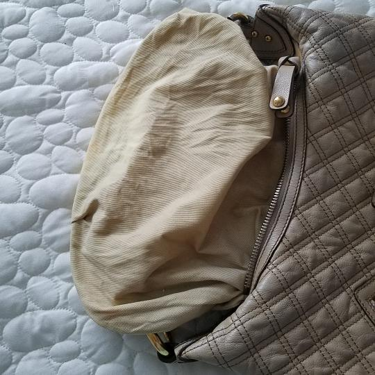 Marc Jacobs Quilted Leather Calfskin Hobo Bag Image 6