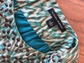 Banana Republic Flowy Green Blue Studded Top Teal Image 1