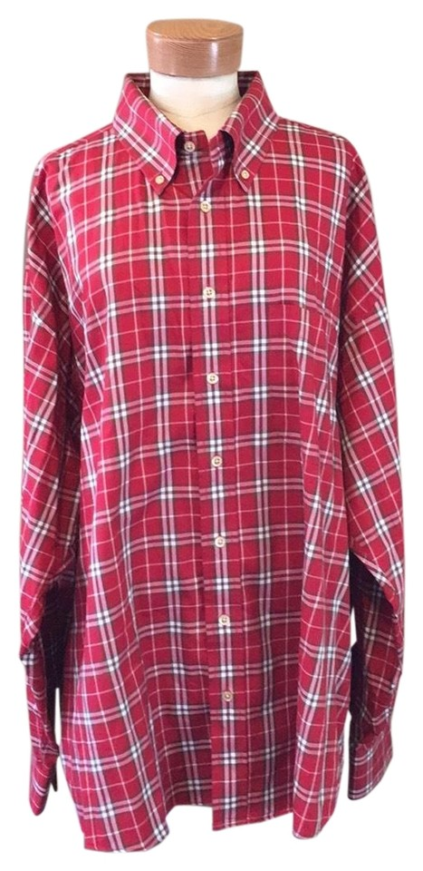 623879ff Burberry Tops - Up to 70% off at Tradesy