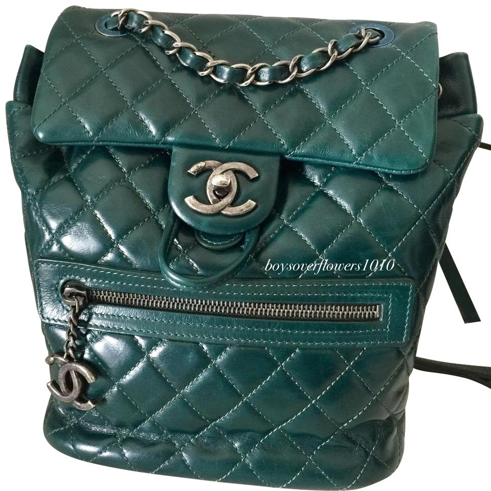 806621aca Chanel Small Leather Backpack | Sante Blog
