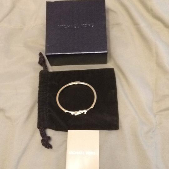Michael Kors New in Box Michael Kors Bedford Buckle Bangle Image 1