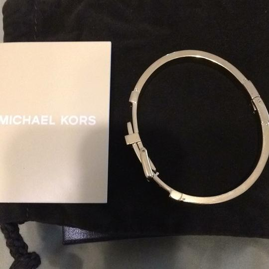 Michael Kors New in Box Michael Kors Bedford Buckle Bangle Image 4