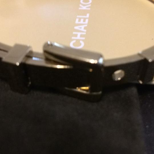 Michael Kors New in Box Michael Kors Bedford Buckle Bangle Image 6