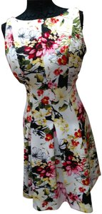 American Living Floral Casual Dress