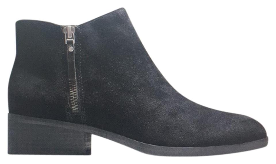 Cole Haan Black Hayes Hayes Black Flat Boots/Booties f229a0