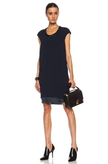 Acne Studios Crepe Dress Image 3