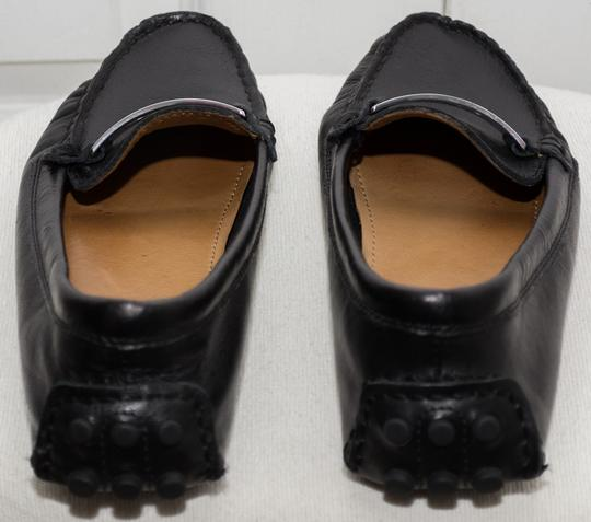 Coach Loafers Penny Loafers Moccasins Driving Black Flats Image 4