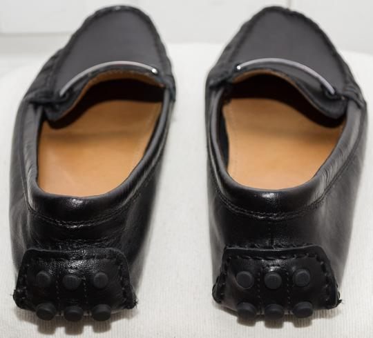 Coach Loafers Penny Loafers Moccasins Driving Black Flats Image 5