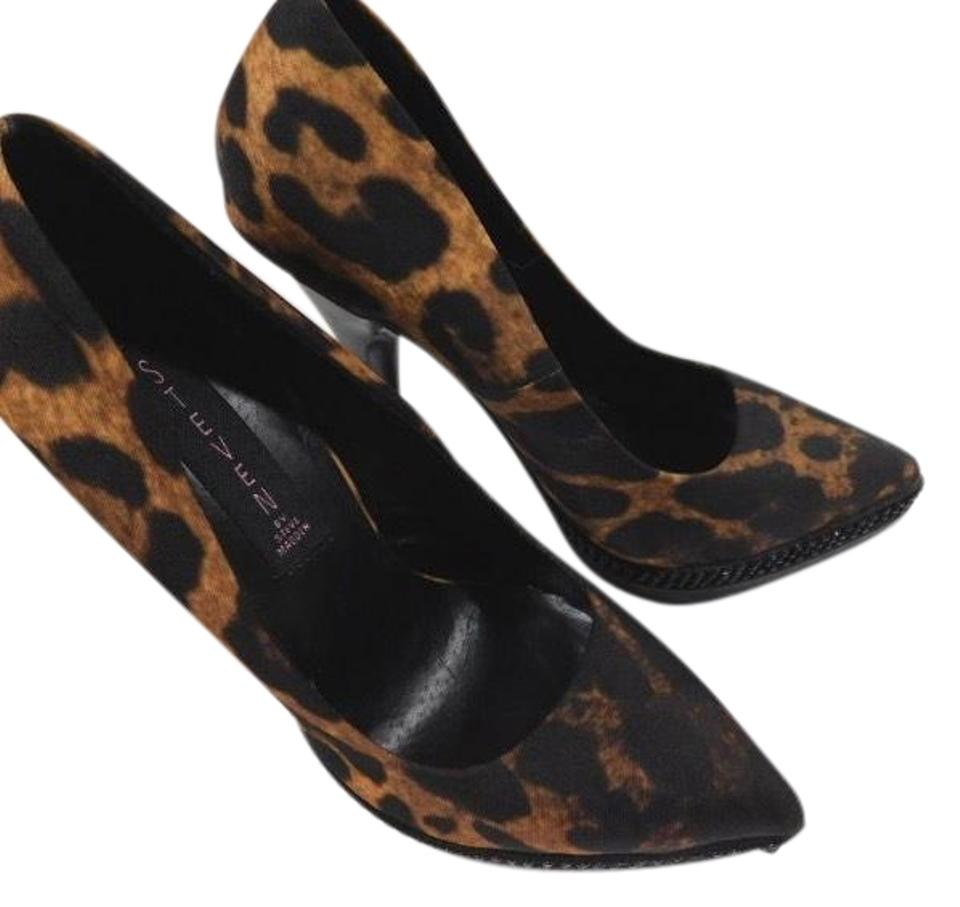 e100e563bb8 Steve Madden Cheetah Risque Stilettos (Vixen) Pumps. Size  US 6.5 ...