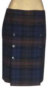 Brooks Brothers Skirt multi