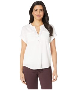 Lucky Brand Top Lucky White