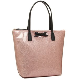 Kate Spade Tote in rose gold