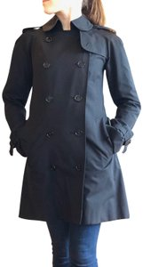 Burberry Mid-length Jacket Trench Coat