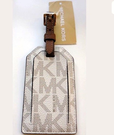 Michael Kors MICHAEL KORS JET SET TRAVEL PVC LUGGAGE TAG 35T7GTVN2B