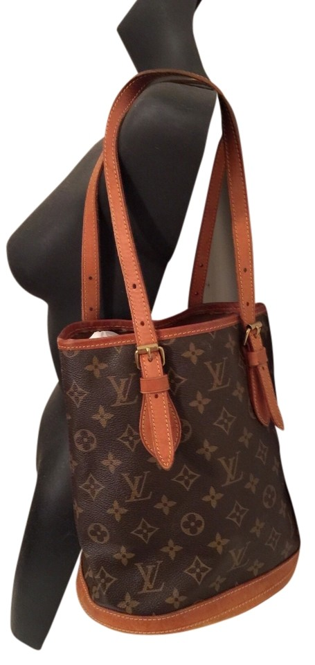 Louis Vuitton Lv Logo Chanel Hermes Celine Cabas Sac Shop Daily Petite Petit  Bucket Shopping Monogram ... b22147f1ef9