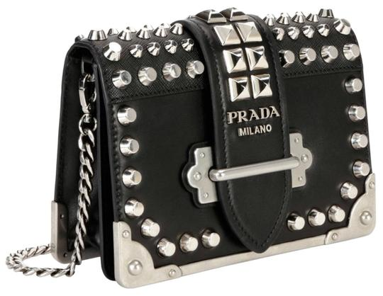 Preload https://img-static.tradesy.com/item/23567649/prada-cahier-studded-black-lambskin-leather-cross-body-bag-0-3-540-540.jpg