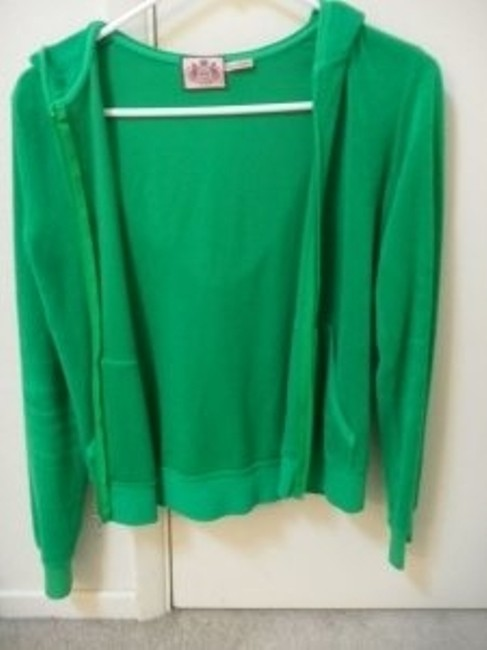 Preload https://item4.tradesy.com/images/juicy-couture-green-sweatshirthoodie-size-4-s-23568-0-0.jpg?width=400&height=650