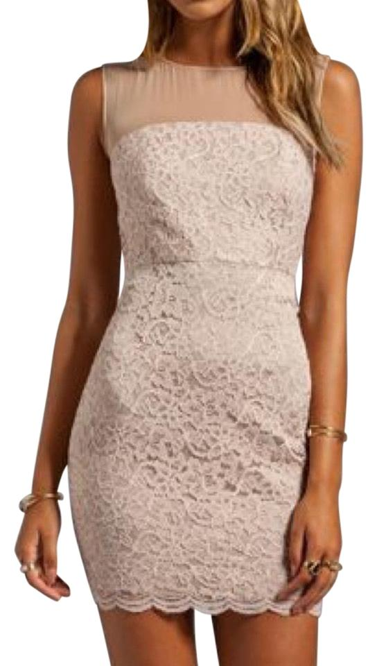 Diane Von Furstenberg Lace Cocktail Dress