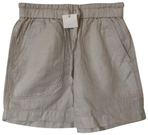 Country Road Cargo Shorts Off white / Light beige
