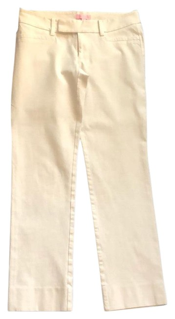 Item - White Cropped Pants Capris Size 4 (S, 27)