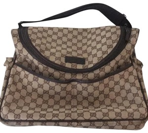 7c8041b4fc4 Beige Gucci Diaper Bags - Up to 90% off at Tradesy
