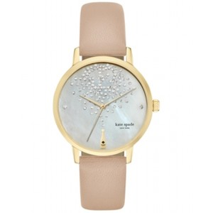 Kate Spade Brand New Beige Metro Watch KSW1015