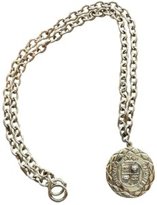 Chanel Chanel! Vintage Double Sided Medallion. Large!