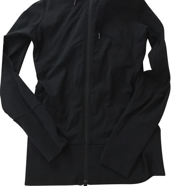 Item - Black Stride Activewear Outerwear Size 8 (M)
