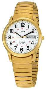 Timex Timex Male Dress Watch T20471 Gold Analog