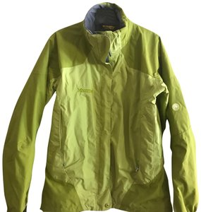 Marmot Lime green Jacket